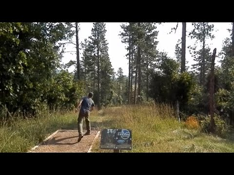 Spearfish Canyon Disc Golf - Spearfish, SD