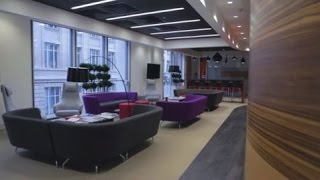 A quick look into JLL's head office in London I JLL