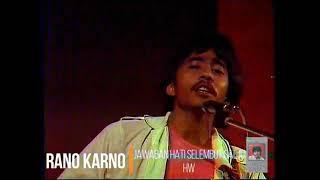 Rano Karno - Jawaban Hati Selembut Salju (1982)