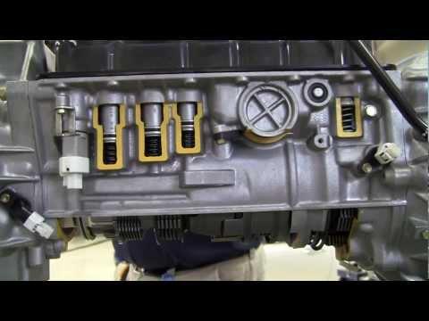 Automatic Transmission Basic Hydraulic Operation