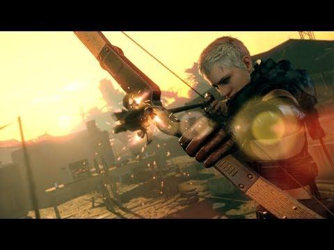 Metal Gear Survive Official Trailer |