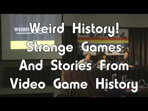 PRGE 2017 - Weird History! - Portland Retro Gaming Expo 1080p