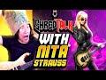 Is She the Best Female Rock Guitarist Right Now? NITA STRAUSS on HERMAN LI Shred Talk