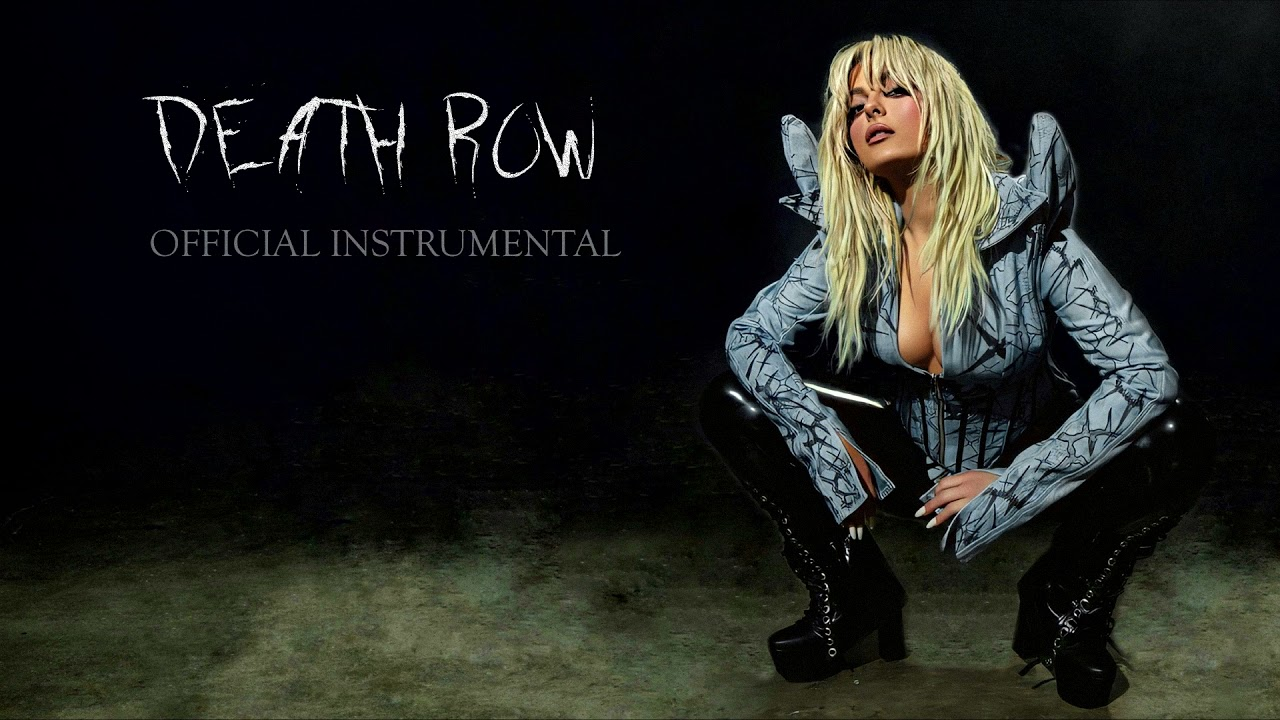 Bebe Rexha - Death Row (Official Instrumental) [Better Mistakes: Instrumentals]