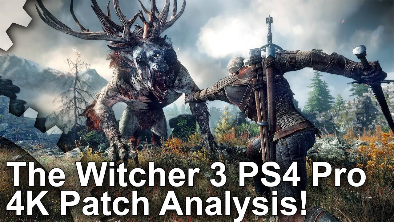 CD Projekt to address The Witcher 3 post-PS4 Pro patch crashes