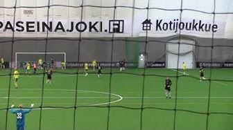 SJK U20-Ilves, 1-0 Omar