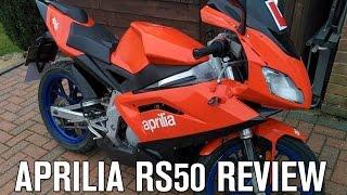 Aprilia RS50 Review - Best Learner Legal Motorbike (Geared Sportsbike)