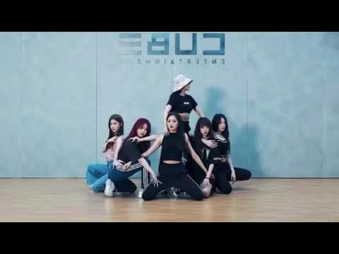 """[MIRRORED] """"HANN"""" (G)I-DLE DANCE PRACTICE"""