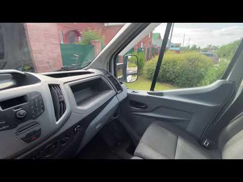 Ford transit 470 на пневмоподвеске