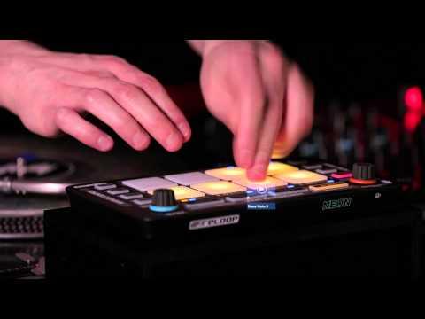 Reloop Neon Add-On DJ Controller - Serato DJ Performance Drum Pad Modular Controller (Introduction)