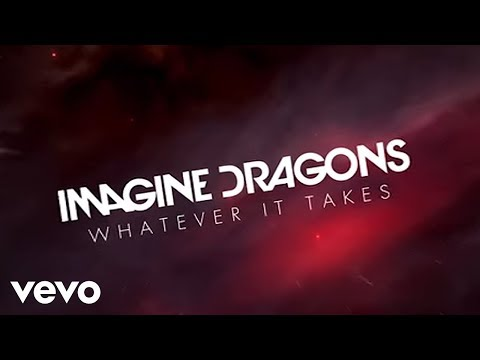 Imagine Dragons  Whatever It Takes 360 VersionLyric Vide​o
