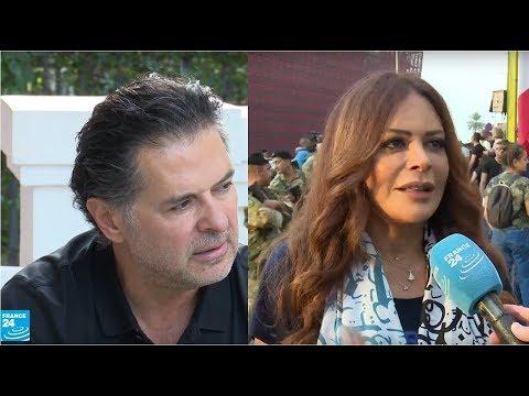 فنانون لبنانيون يتضامنون مع مطالب الحراك الشعبي  - 13:01-2019 / 11 / 18