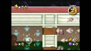 Super Mario Galaxy 2 Wii - Flipside Galaxy -
