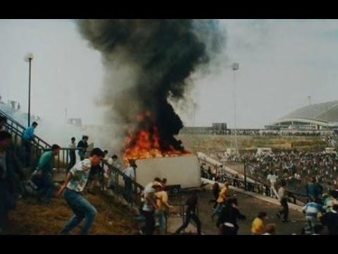 Odsal Riot 2 - Bradford v Leeds - 1986 - YouTube
