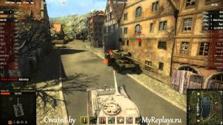 wot lakeville vk 4502 p ausf b 6 frags
