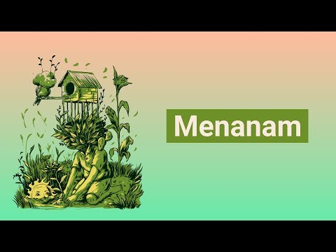 Kapal Udara - Menanam (Official Lyric Video)