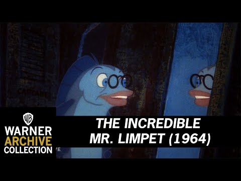 The Incredible Mr. Limpet (1964) –  I'm A Fish!