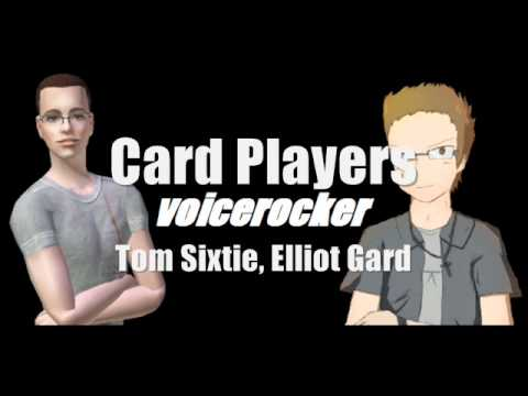 Card Players Auditions
