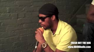 YUNG GLEESH - Interview on FRESH OUT THE BOX, Part 1