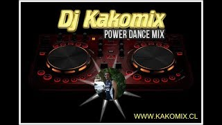 POWER DANCE MIX VOL 349 EURO DANCE NEW ERA