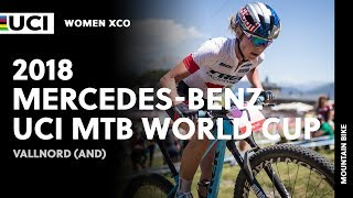 2018 Mercedes-Benz UCI Mountain Bike World Cup - Vallnord (AND) / Women XCO