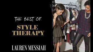 The Best of Client Makeovers: Style Therapy