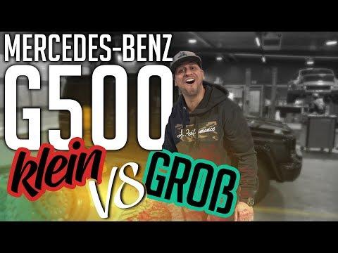 JP Performance - Mercedes-Benz G500 | klein gegen groß...