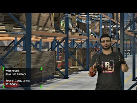 E219 Our Biggest Crate Warehouse Sell Solo Ever! With CEO Recap! - Let's Play GTA 5 Online PC 60fps