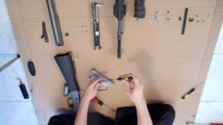 [СТРАЙКБОЛ] - Разобрать Калаш (АК 47) - Замена пружины