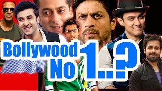 Who Is Bollywood NO 1 Actor..? | Who Is Bollywood King Now ?