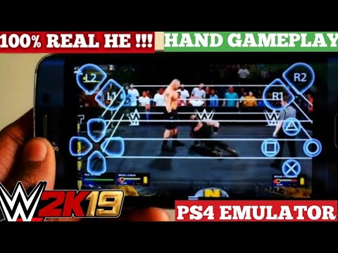 Wwe 2k19 For All Android Mobile Download Now Download Real Ps4 Pro Emulator For Android Youtube