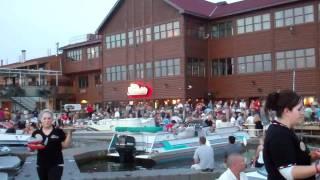 Guests Enjoying Elvis at Breezy Point Resort - Brainerd Minnesota