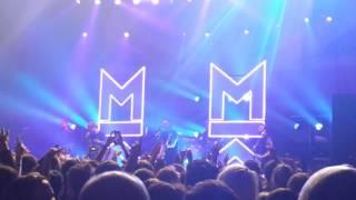 Mallory Knox - Dare You live in London (09-10-15)
