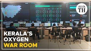 Inside an oxygen war room in Kerala