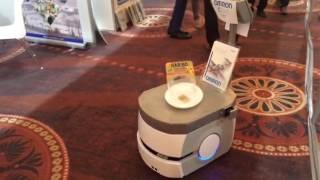 Omron Adept Mobile Robot - Robot Yatırımları Zirvesi ve Sergisi 2016