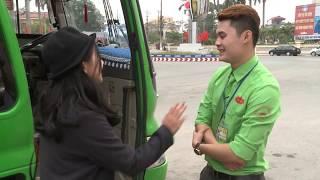 Cách mang hàng quá khổ lên xe khách - Xe khách Ô Hô Hải Phòng Hà Nội