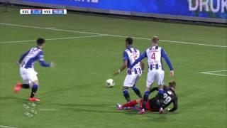 Video Gol Pertandingan Excelsior vs SC Heerenveen