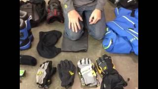 Chris Burandt - Gear Review