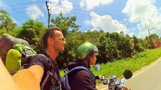 17. Индийское кафе. Пересек границу с Таиландом | Малазиа/Таиланд, Пенанг/Хат Яй/Пхукет