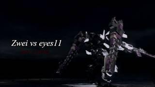 Armored Core: V & Verdict Day -  Zwei vs eyes11【#ACV/D】