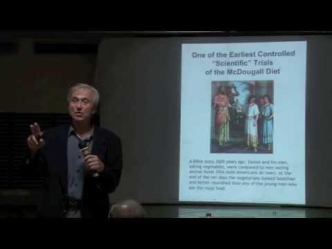 Dr John McDougall - Talk in Mumbai (Part 1)