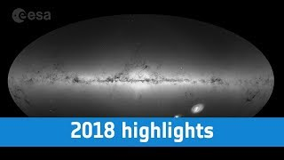 ESA highlights 2018