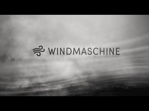 TONSTURM Windmaschine Trailer
