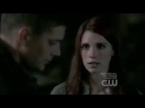 Supernatural 4.10 Dean and Anna share a moment...and then another