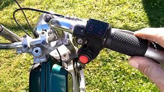 Peugeot 103 2 point zéro convertit en électrique !
