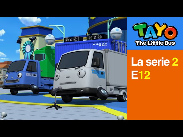 [Tayo Español la Serie 2] #12 El Líder del Patio