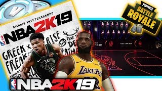 💰 FREE NBA 2K19 OR $60 ON FORTNITE | NEW 2K19 DRIBBLE MOVES| IRL SAUCE 🔥 PRELUDE