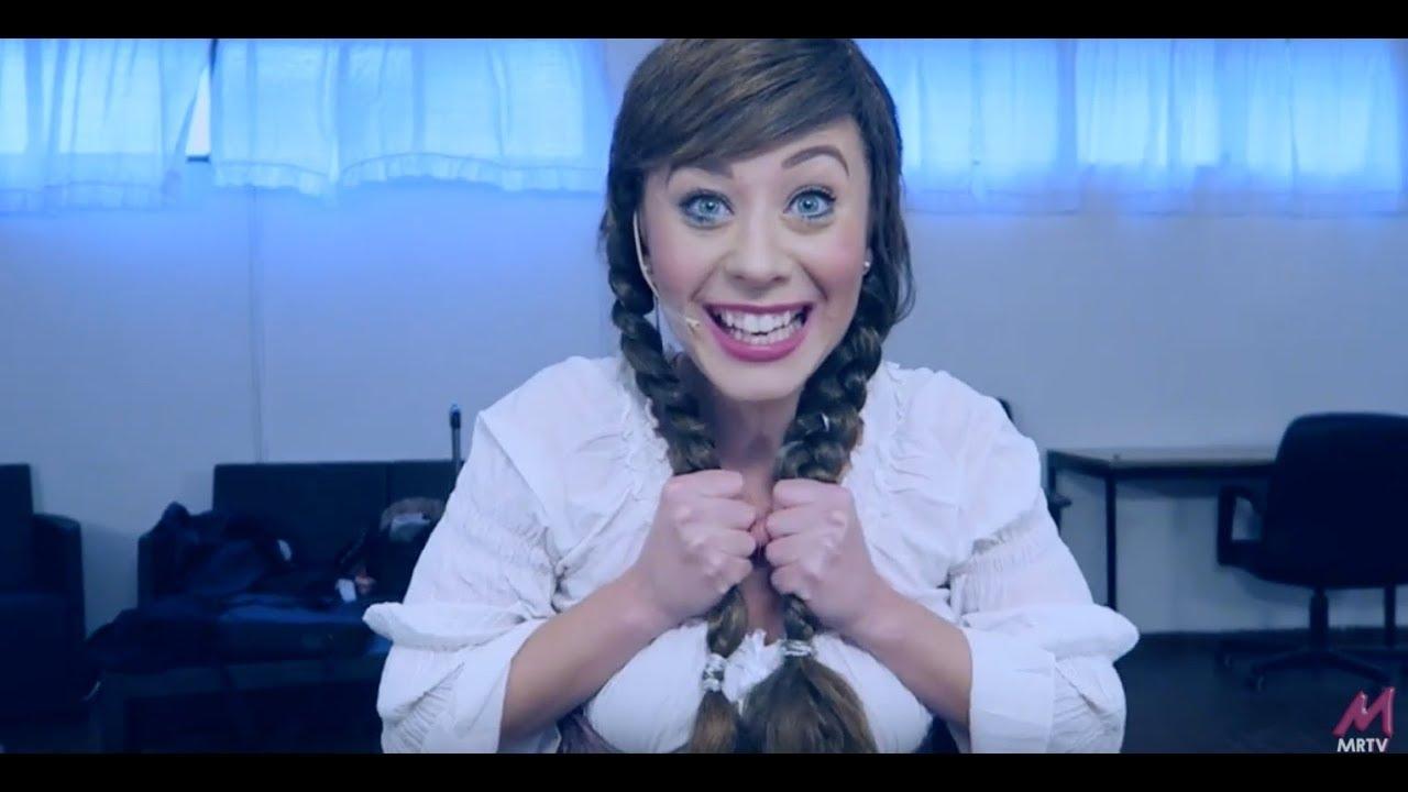 Disneys frozen anna makeup tutorial martharossitv youtube disneys frozen anna makeup tutorial martharossitv baditri Image collections