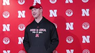 Husker247: Scott Frost talks spring practice progress