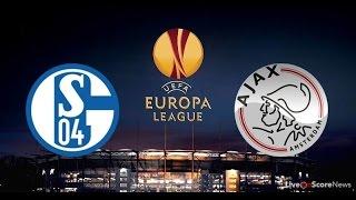 Schalke vs Ajax Full Match Extra Time - Europa League 20th April 2017